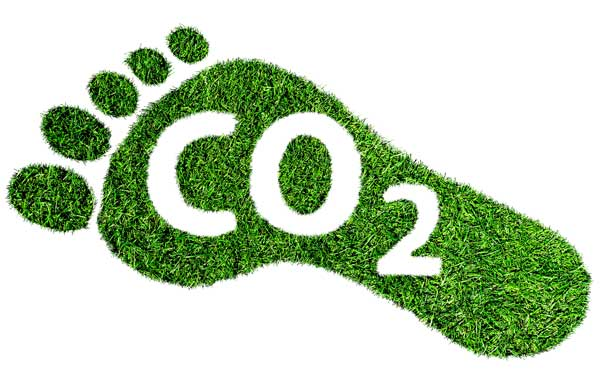 carbon neutral carbon footprint