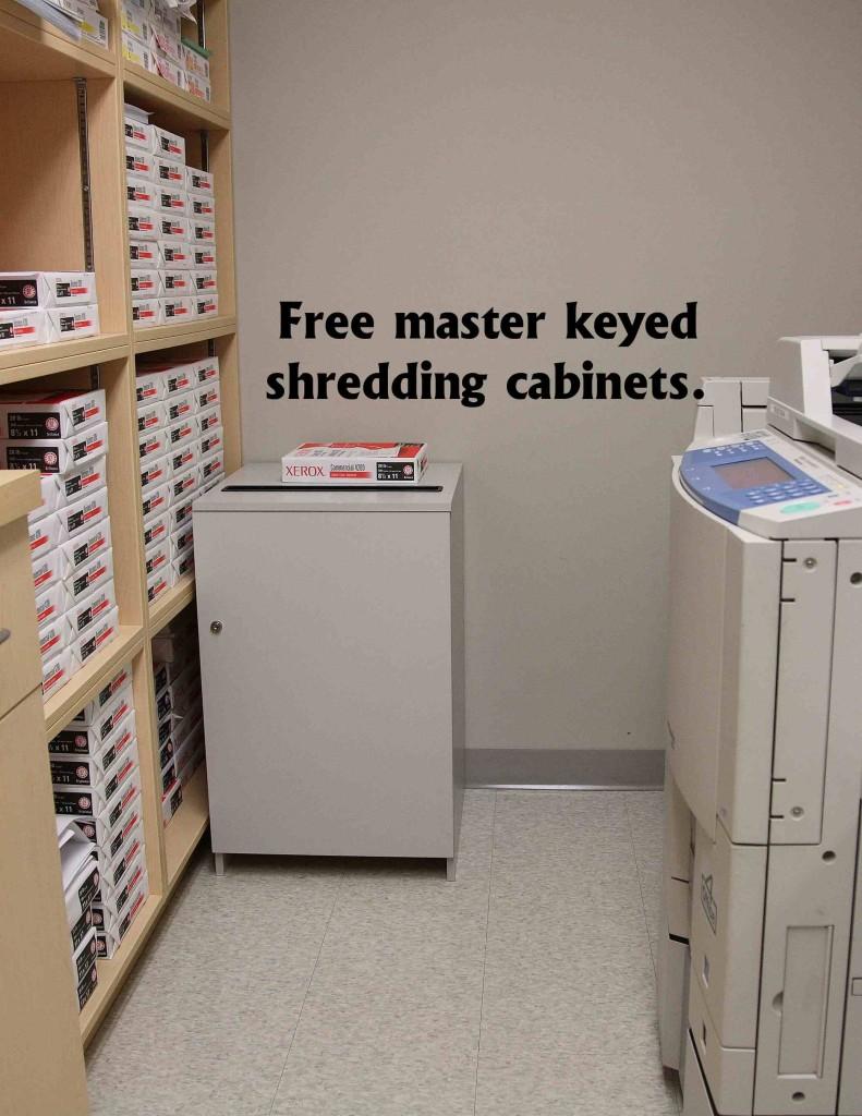 shredding consoles