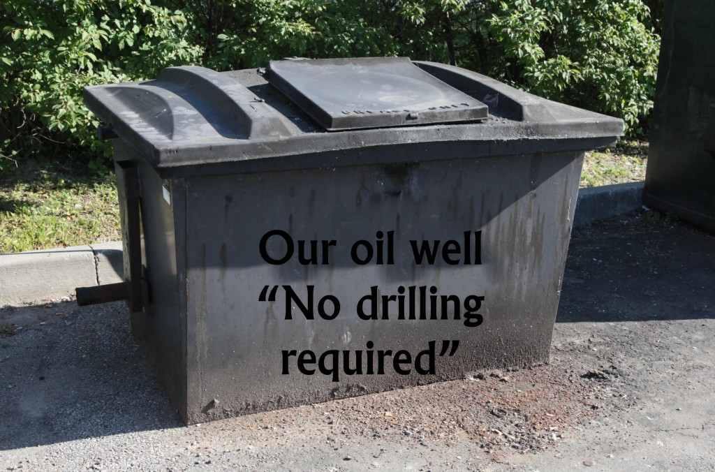 waste vegetable oil