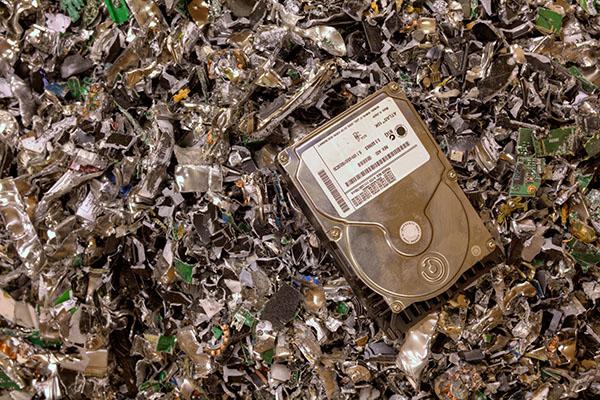 hard drive destruction markham