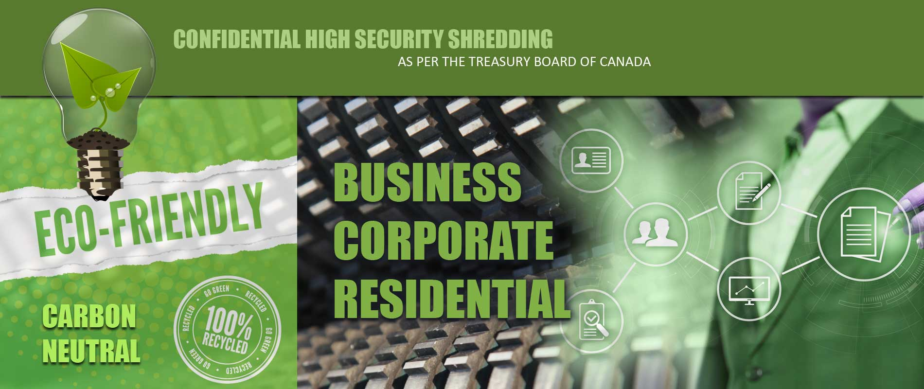 shredding services mississauga